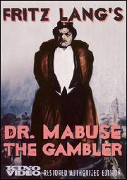 Dr. Mabuse: The Gambler Poster