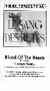 Le Sang des btes (Blood of the Beasts)