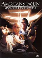 American Shaolin (No Retreat, No Surrender 5)(Karate Tiger 5)(King of the Kickboxers II)