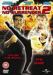 No Retreat, No Surrender 2: Raging Thunder