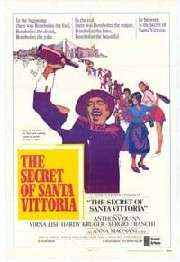 The Secret of Santa Vittoria Poster