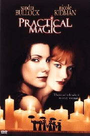 Practical Magic poster Sandra Bullock Sally Owens