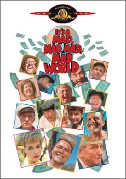 It&#039;s a Mad Mad Mad Mad World Poster