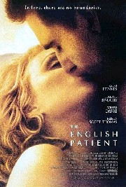 The English Patient poster Ralph Fiennes Count Laszlo Almasy