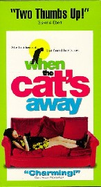 When the Cat's Away Poster
