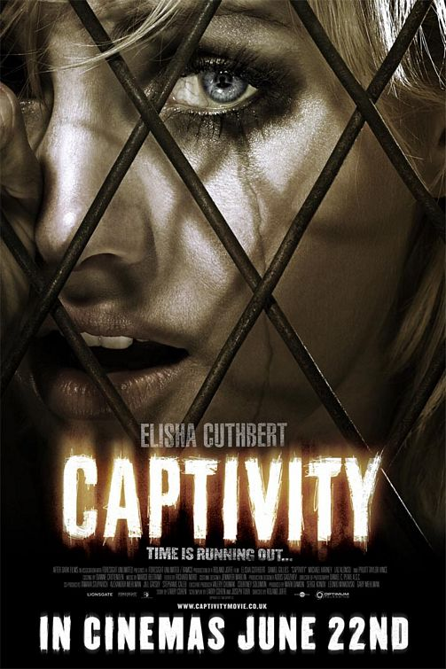 Poster del film Captivity