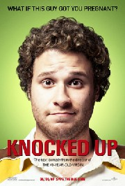 Knocked Up poster Seth Rogen Ben Stone