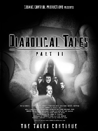 Diabolical Tales: Part II (Vengeance of the Men from Within the Earth)