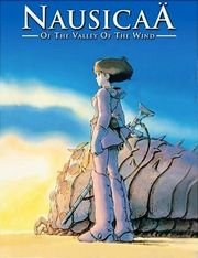 Nausica&auml; of the Valley of the Wind Poster