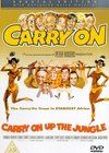 Carry on Up the Jungle Poster