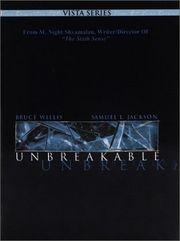 Unbreakable Poster