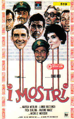 I Mostri (15 from Rome) (Opiate '67)