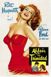 Affair in Trinidad Poster