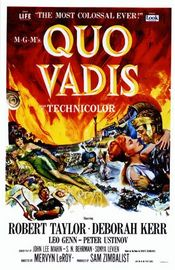 Quo Vadis Poster