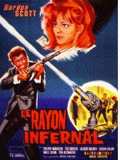 Il Raggio infernale (Nest of Spies) (Danger!! Death Ray)