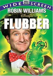 Flubber Poster