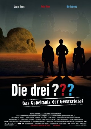 The Three Investigators and the Secret of Skeleton Island (Die Drei ???)