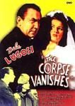 The Corpse Vanishes Poster