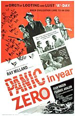 Panic in Year Zero! Poster