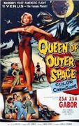 Queen of Outer Space (Queen of the Universe)