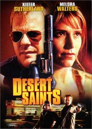 Desert Saints Poster