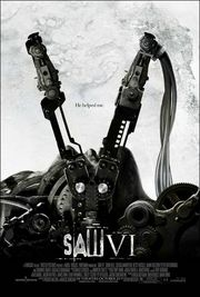 Saw VI Poster