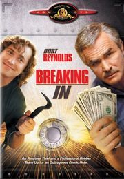 Breaking In Poster
