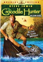 The Crocodile Hunter: Collision Course Poster