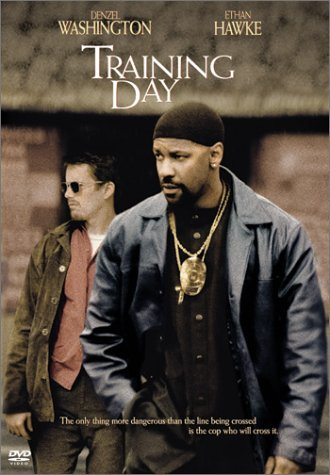 Poster del film Training Day