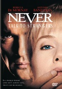 Never Talk to Strangers Cover