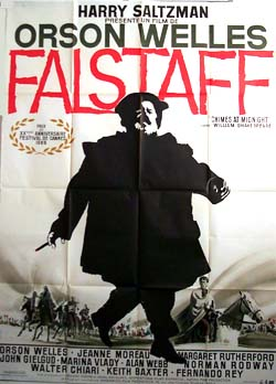Campanadas a medianoche (Chimes at Midnight) (Falstaff)