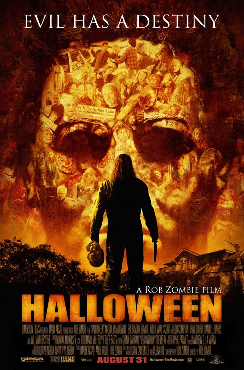 Poster del film Halloween - The Beginning