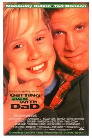 Getting Even with Dad Poster