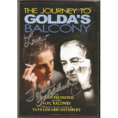 The Journey to Golda's Balcony
