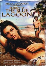 Return to the Blue Lagoon Poster
