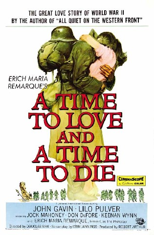 A Time to Love and a Time to Die (Will o' the Wisp)