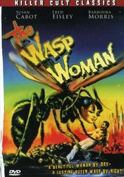 The Wasp Woman Poster