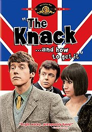 The Knack... and How to Get It Poster