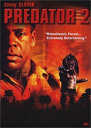 Predator 2 Poster
