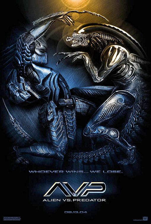 Poster del film Alien vs. Predator