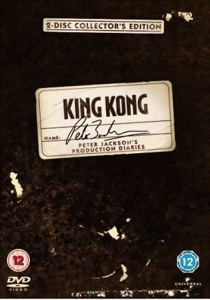 King Kong: Peter Jackson's Production Diaries