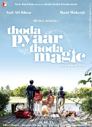 Thoda Pyaar Thoda Magic (A Litle Love, a Little Magic)