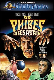 Dr. Phibes Rises Again Poster