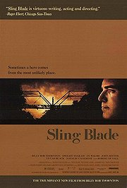 Sling Blade Poster