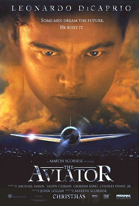 Poster del film The Aviator