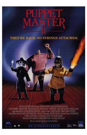Puppet Master II (Puppet Master 2: His Unholy Creations)