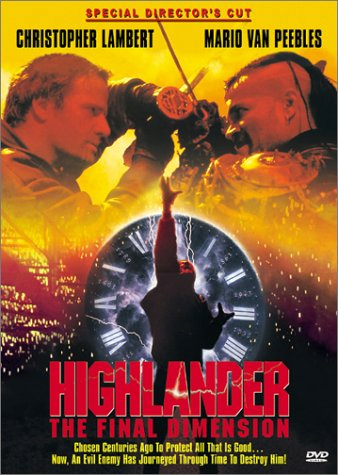 Highlander III: The Sorcerer (Highlander: The Final Dimension)