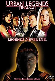 Urban Legends: Final Cut Poster