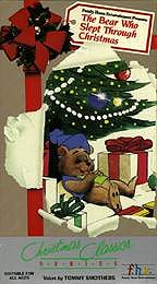 Bear Who Slept Through Christmas