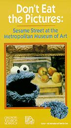 Sesame Street - Don't Eat the Pictures